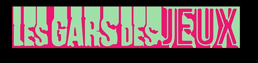 Les gars des jeux Logo